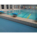 Anti-slip PVC wet area mat