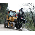 Highway Guardrail Drilling Machines