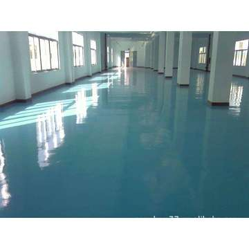 Factory high-strength epoxy flat varnish