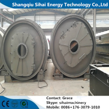 Tire Pyrolysis Plant Automatic