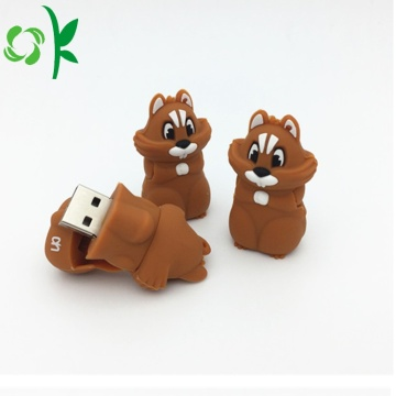 USB Stick Cover Cute Voles Micro USB Cover