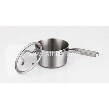 Classic Stainless Steel Milk Pot Wholesale