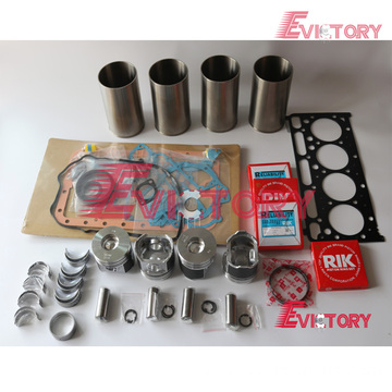 KUBOTA V2403DI rebuild overhaul kit gasket bearing piston