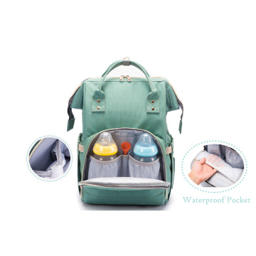 Cute Mummy Kids Baby Diaper Backpack
