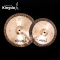 Stainless Steel Cymbals – Sound DEMO