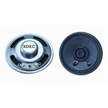 50mm Full-range 2inch 8ohm 0.5watt micro speaker unit
