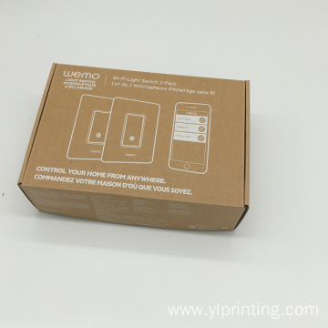 Super Quality High cell phone Paper Packaging Box