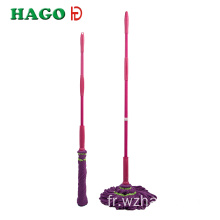 Nettoyage de plancher Magic Microfiber Twist Mop Set Factory