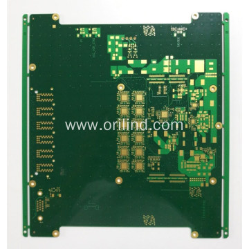 Immersion gold pcb board