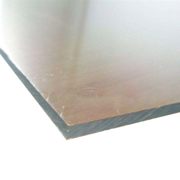 Stabilized Plastic Protection Uv Transparent Sheet