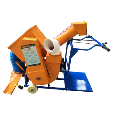 Rice Collecting And Bagging Machine