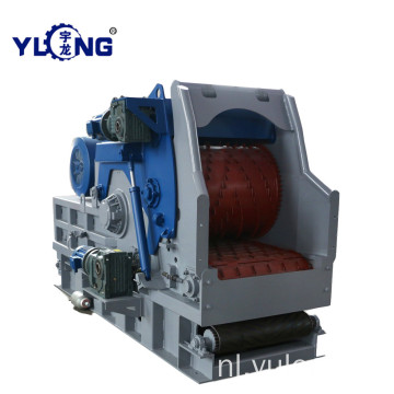Yulong Bamboe Chipping Machine