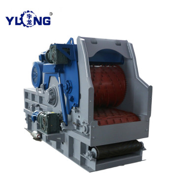 Yulong Poplar Wood Chipper
