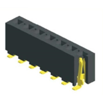 5.08mm Female Header Single Row SMT Type H8.9