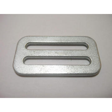 18KN MBS Galvanized or Black 45MM Harness Buckle