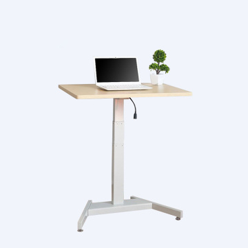 Office Adjustable Standing Computer Study Table With Leg