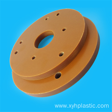 10 mm orange bakelite sheet Processing Part