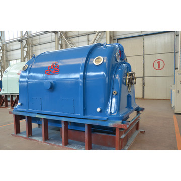 Steam Turbine Generator Foundation