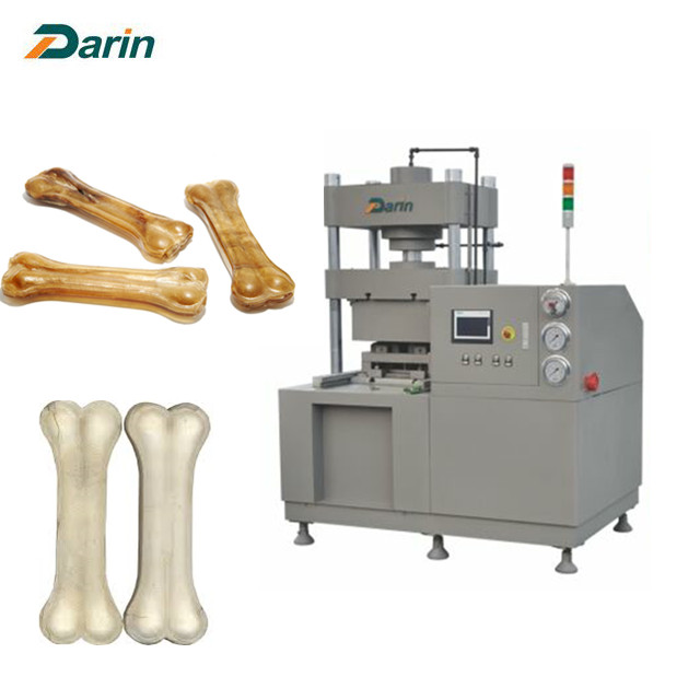 Rawhide Bones pet food processing equipment