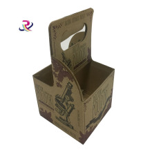 High Quality for Beer Packing Box Custom Printing Six Pack Beer Carton Box supply to Indonesia Exporter