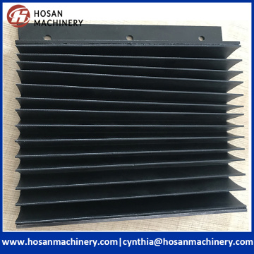 High Permance for China Accordion Guide Shield,Machine Guide Shield,Accordion Type Guide Shield Supplier flexible accordion guide shield bellow covers export to Christmas Island Exporter