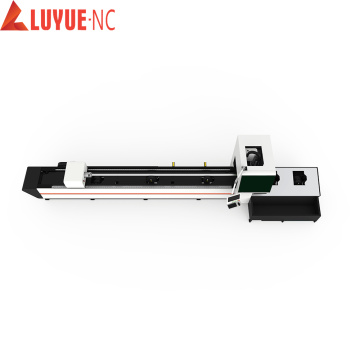 CNC Fiber Laser Cutter With IPG/Raycus Laser