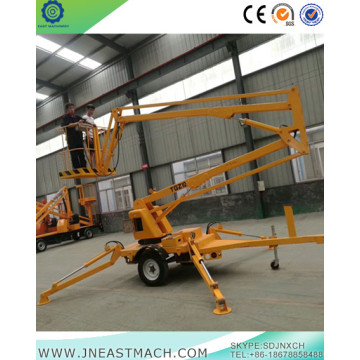 18m Good Price Articulated Folding Boom Elevator