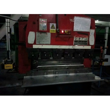 Press Brake Laser Guard Safety Device