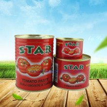 Canned Tomato Paste with 210g size