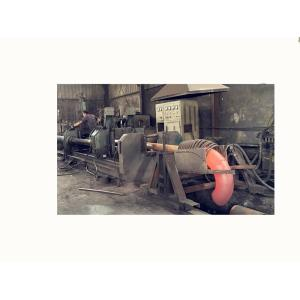 Hydraulic Hot forming carbon steel elbow machine