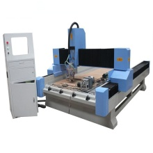 DSP Controller Rotary Spindle Wood Marble CNC Router