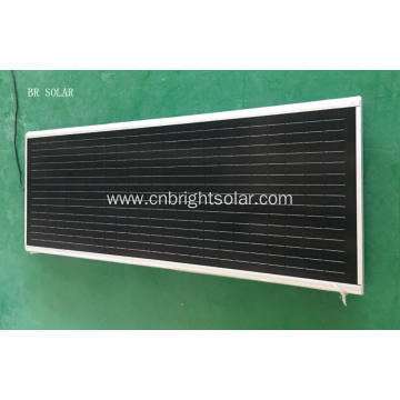 Newest 100W Integrated Solar Street Light