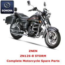 ZNEN ZN125-8 STORM DBR Complete Motorcycle Spare Part