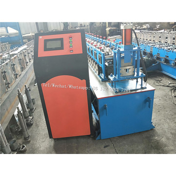 Omega furring channel truss roll forming machine