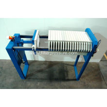 Cast Iron Membrane Filter Plate Pharmacy Filter Press