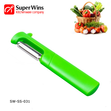 Kitchen Gadgets Creative Plastic Mauual Vegetable Peeler