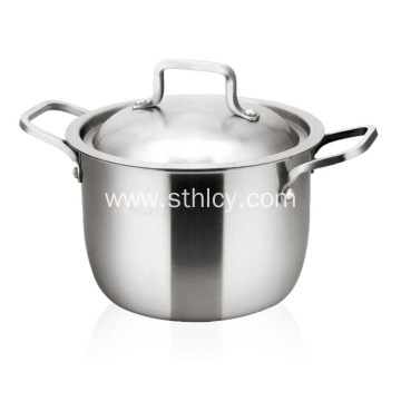High Quality Non Magnetic Stainless Steel Sauce Pot