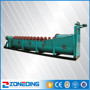 Hot Sale Reliable Performance Spiral Sand Washer