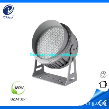 180W high power waterproof  led flood light