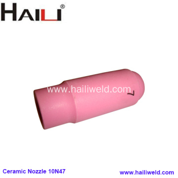 NO. 7 Ceramic Tig Nozzle 10N47