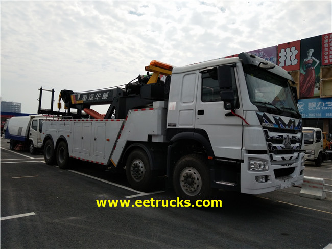 Heavy Duty Crane Truck
