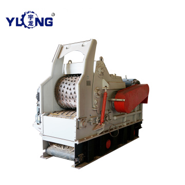 Wood Logs Chipping Machine