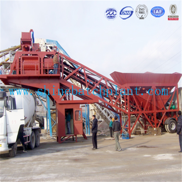 90 Foundation Concrete Batching Plant