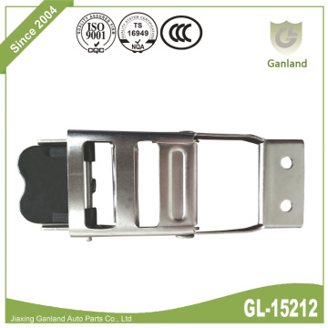 Stainless Steel Over center Buckle Push Up