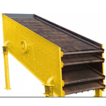 Capacity  60-810 tph Vibrating Screen