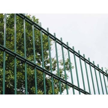 Cheap Custom Ornamental Double Loop Wire Fence