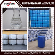 Fixed Competitive Price for Textile Dyeing Glacial Acetic Acid Glacial Acetic Acid Chemical export to Italy Factories