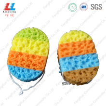 Best Quality for Best Bath Sponge,Body Wash Sponge,Seaweed Bath Sponge,Durable Bath Sponge for Sale Stunning Stylest Bath Shower Sponge export to Poland Manufacturer