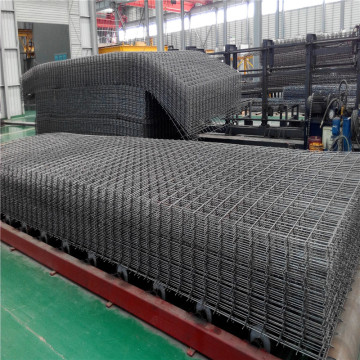 Ribbed Welded Reforcing Metal Wire Mesh