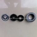 Belt Conveyor Roller Parts Stamping Ball Bearing Housing